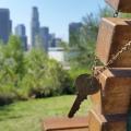 Giving Keys - Vista Hermosa Park