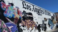 Los Angeles Crimes - Street Art