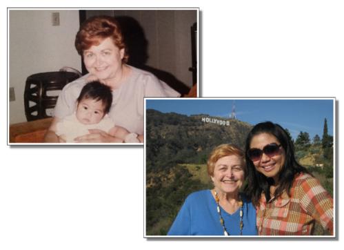 grandma-collage