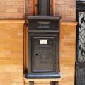 Old school mailbox
