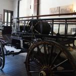 Fire Engine - Old Plaza Firehouse - El Pueblo de Los Angeles